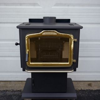 Harman Exception TL200 Wood Stove Large Woodstove Fireplace Brand New