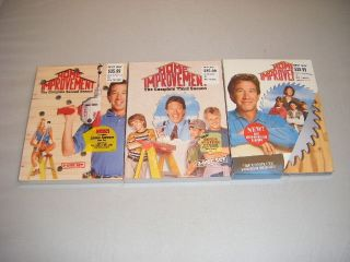 Brand New SEALED Home Improvement DVD TV Show Seasons 2 3 4 Lot Series DVDs