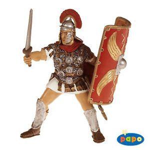 Roman Centurion Castle Knight Toys by Papo Figures 39801
