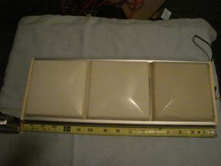 Vintage Shasta camper Interior Light Travel Trailer RV Airstream Canned Ham