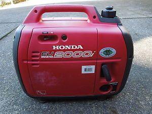 Honda EU2000I Pure Sine Wave Generator