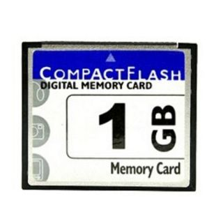 High Speed 1GB Compact Flash CF Memory Card CF Card for Canon Nikon Sony Camera