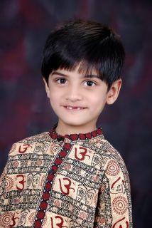 Kids Boys Birthday Boy Kurta Paijama Dress Set Indian Traditional Fancy Gift