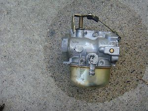 John Deere 140 214 314 Kohler Engine K321 Carb Carburetor Free Shipping
