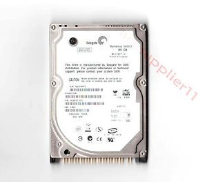 """2 5"""" IDE PATA 80GB ST980210A Hard Drive Replace WD800BEVE 1YW 102646017296"""
