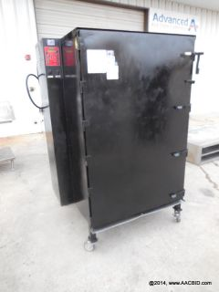 Cookshack Commercial Electric Smoker BBQ Made in Southern Pride