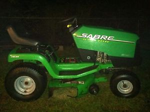 John Deere Lawn Tractor 38