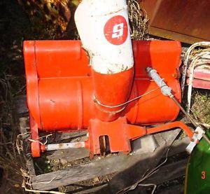 Simplicity Snow Blower Lawn Mower Garden Tractor