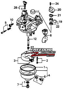 Scotts 2554 Parts Diagram