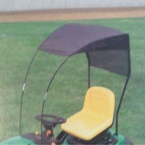 Riding Lawn Mower Canopy   The Below Tractor Canopies And