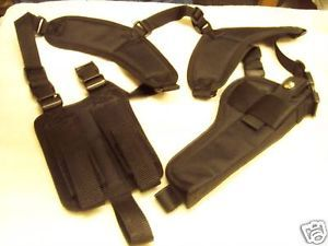 Small Shoulder Holster Ruger Mark III 22 45 6 7 8""