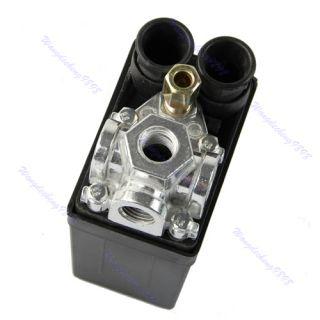 Replacement Part Air Compressor Pump Pressure Switch Control Valve 175PSI 230V