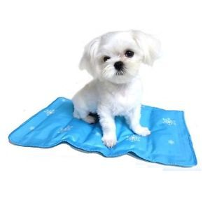 Cool Mat Cooling Cushion Bed Pad Gel Mat for Pet Dog Cat Pig Baby Tiger Lion