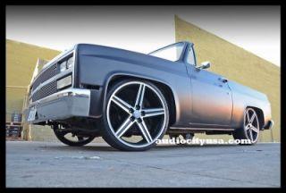 "26"" 5 or 6LUG IROC Wheels Rims Escalade Chevy Ford Infiniti H3 Silverado Yukon"