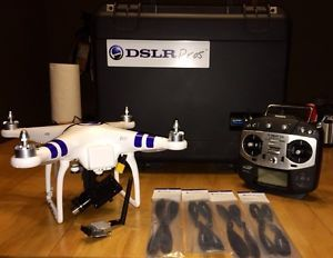 DJI Innovations Phantom Zenmuse H3 2D Gimbal Upgrade Kit