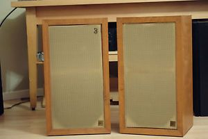 Acoustic Research AR 3 Speakers
