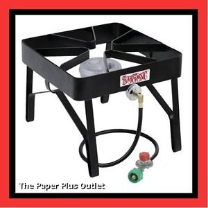 Single Burner Propane Camp Stove