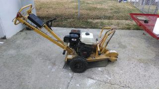 Vermeer SC130 13HP Walk Behind Stump Grinder