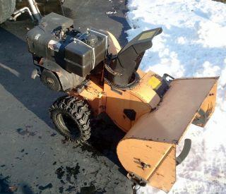"Bobcat 7HP 2 Stage 24"" Snow Blower"