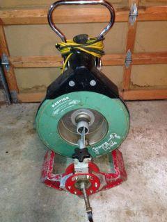 spartan sewer machine craigslist