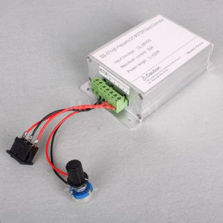 16A 12V 28V 400W DC Motor Speed Control PWM Controller Short Circuit Protection