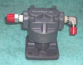 Cessna Eaton Rotary Power Drive Hydraulic Pump P N 24104 5c