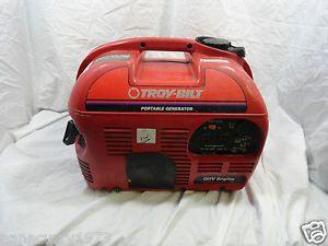 Troy Bilt Model 01923 900 Watt Portable Gas Generator on PopScreen