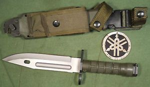 USGI M9 Bayonet Phrobis III Unissued New Buck M 9 Gulf War