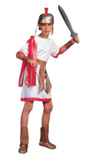 Roman Gladiator Halloween Costume Easter Play Outfit Child 90027