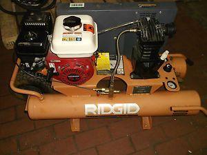 Air Compressor With Honda Engine Air Free Engine Image