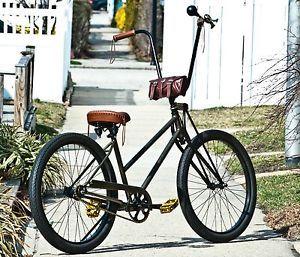 "26"" Custom Schwinn Beach Cruiser Bicycle"