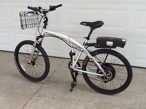 2013 Prodeco Technologies Genesis 36V 500W LiFePO4 Electric Bicycle Bike