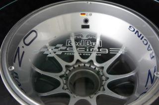 Red Bull Racing RB6 2010 Used F1 Rear Wheel Coffee Table Sebastian Vettel