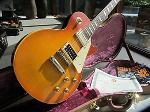 2004 Gibson Les Paul Custom Jimmy Page Number One Aged by Tom Murphy