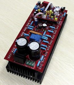 700W Subwoofer Power Amplifier Board not include Heatsink