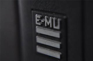 E MU Systems E64 EOS V3 00B 64 MB Emulator Turbo Rack Sampler
