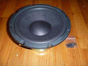 "JBL SUB135 Powered Woofer Subwoofer Speaker 8 inch 20MF10DAG DW02 8"" w Screws"