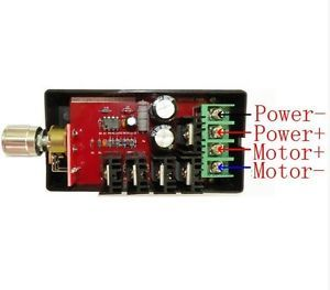DC Motor Speed Control PWM HHO RC Controller 800W Adjustable 9 28V 30A