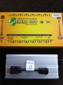Global Greenhouse Lighting Athena 600W Digital Ballast