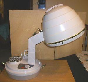 Hoover 8241 Table Top Portable Hair Dryer Hard Bonnet Hood