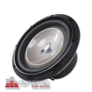 "JL Audio 8W1V2 4 Car Stereo 8"" Subwoofer 8W1V2 Sub 150 Watts Sub SVC 4 Ohm New"