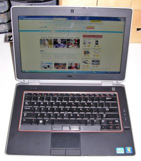 """Dell Latitude E6420 Intel Core i7 2760QM CPU 2 40GHz 14"""" 500GB HD 8GB RAM Webcam"""
