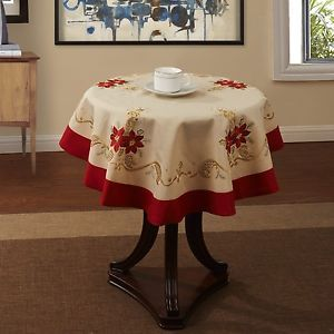 60 inch round tablecloths on popscreen. Black Bedroom Furniture Sets. Home Design Ideas