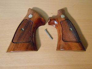 Smith & Wesson N Frame Target Grips