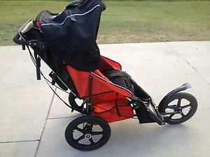 Axiom Improv Special Needs Push Chair Jogging Stroller Size 3