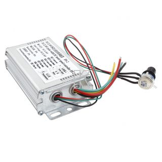 PWM Pluse Width DC Motor Speed Controller Driver 1000W DC12 36V 35A 0 100 New