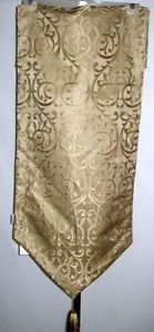 Waterford Table Linens Anya Table Runner 90x16 $85