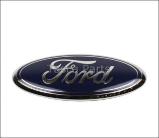 Brand New Ford Oval Tailgate Emblem w Camera 2012 Ford F150 CL3Z 9942528 AA