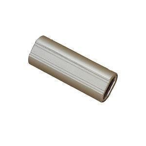 Hampton Bay Brushed Steel Straight Connector for Flexible Track Lighting