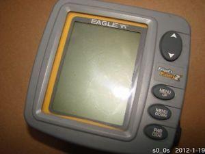 Eagle magna ii fish finder on popscreen for Eagle fish finder parts